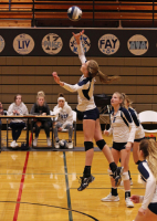 Gallery: Volleyball Meridian @ Lynden Christian